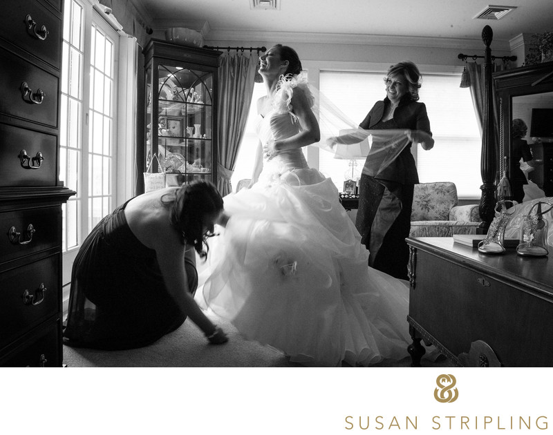 Clark S Landing Yacht Club Wedding Photographers