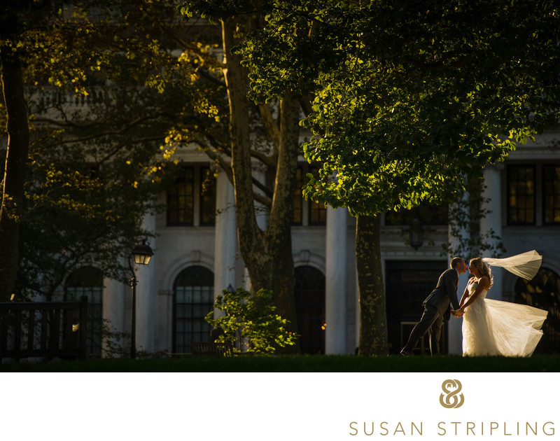 Washington Square Park Wedding Photography