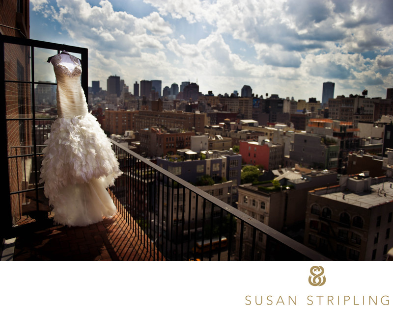 The Bowery Hotel Wedding Photographer