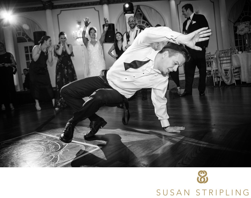 Brooklyn Wedding Reception Pictures