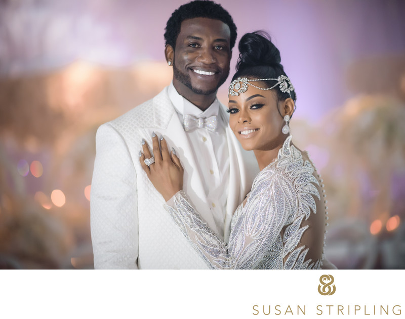 Keyshia Ka'oir Wedding Pictures