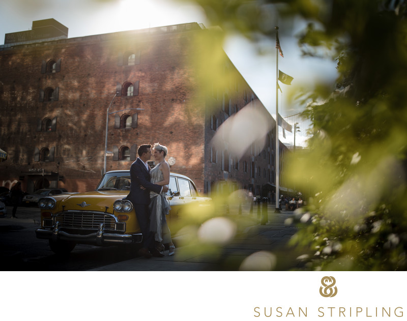 DUMBO Brooklyn Wedding Pictures