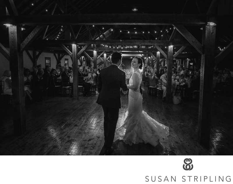 The Barn at Old Bethpage Village Restoration Wedding