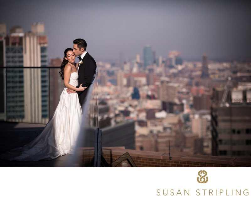Andaz Wall Street Wedding Photography