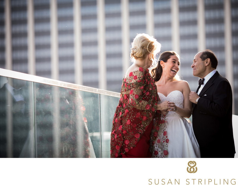 Andaz Wall Street Wedding Pictures