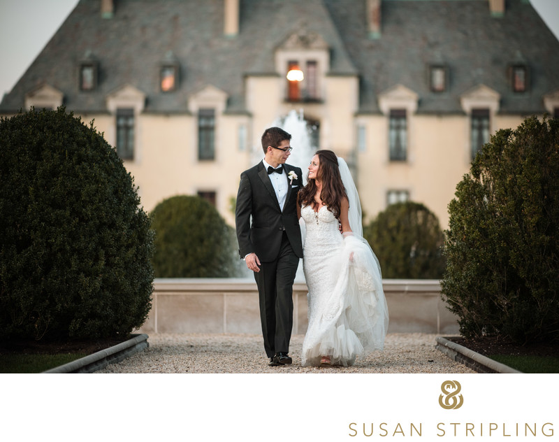 Oheka Castle Huntington Wedding