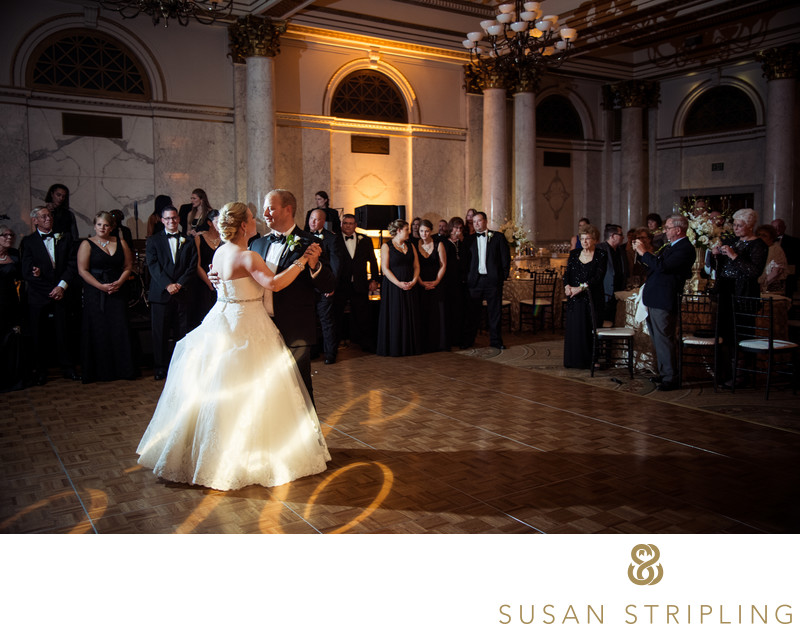 Photographer Grand Historic Venue Baltimore Wedding