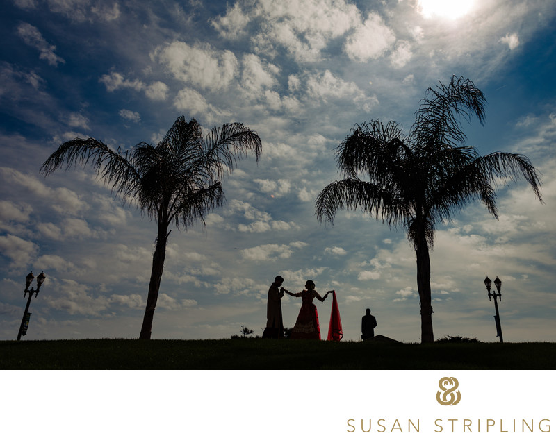 Ocean Place Resort and Spa Wedding Indian Wedding