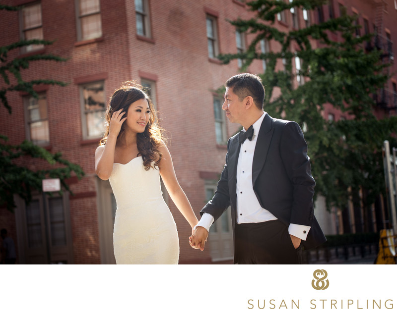 Recent Tribeca Rooftop Wedding Photos