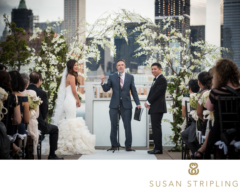 Tribeca Rooftop Wedding Review