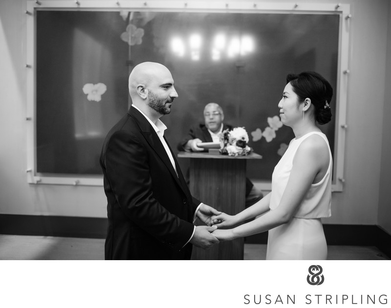 New York City Hall Wedding Pictures