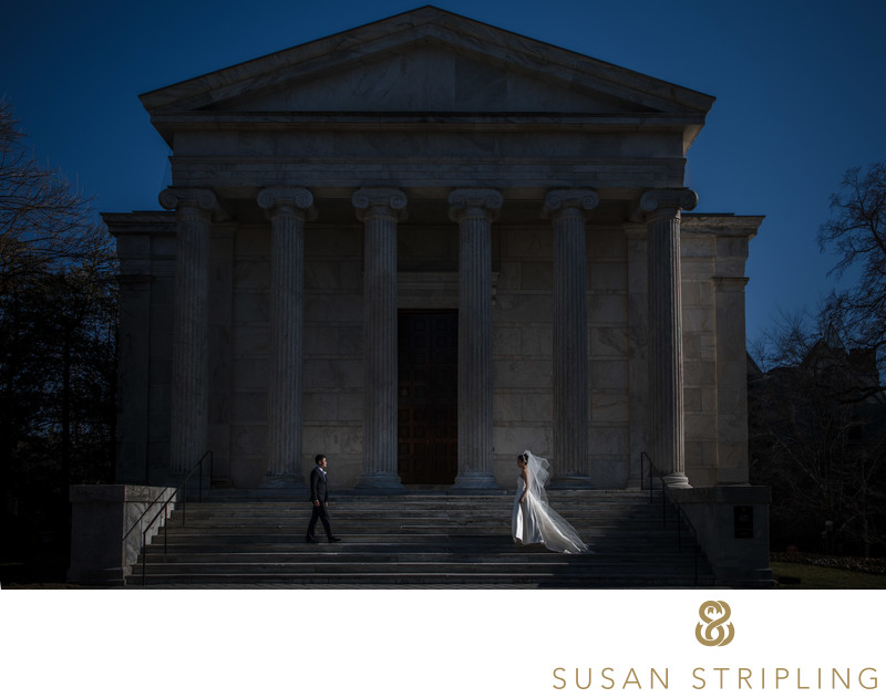 Princeton University Wedding Photos