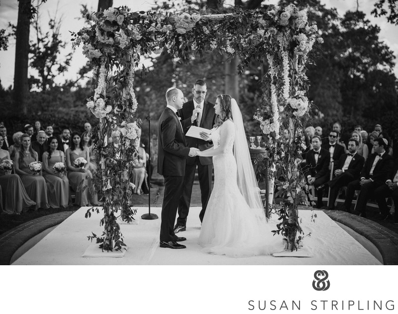 Pine Hollow Country Club Wedding Florist