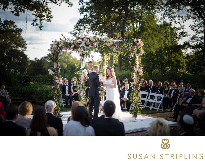 Pine Hollow Country Club Wedding Ceremony Spot