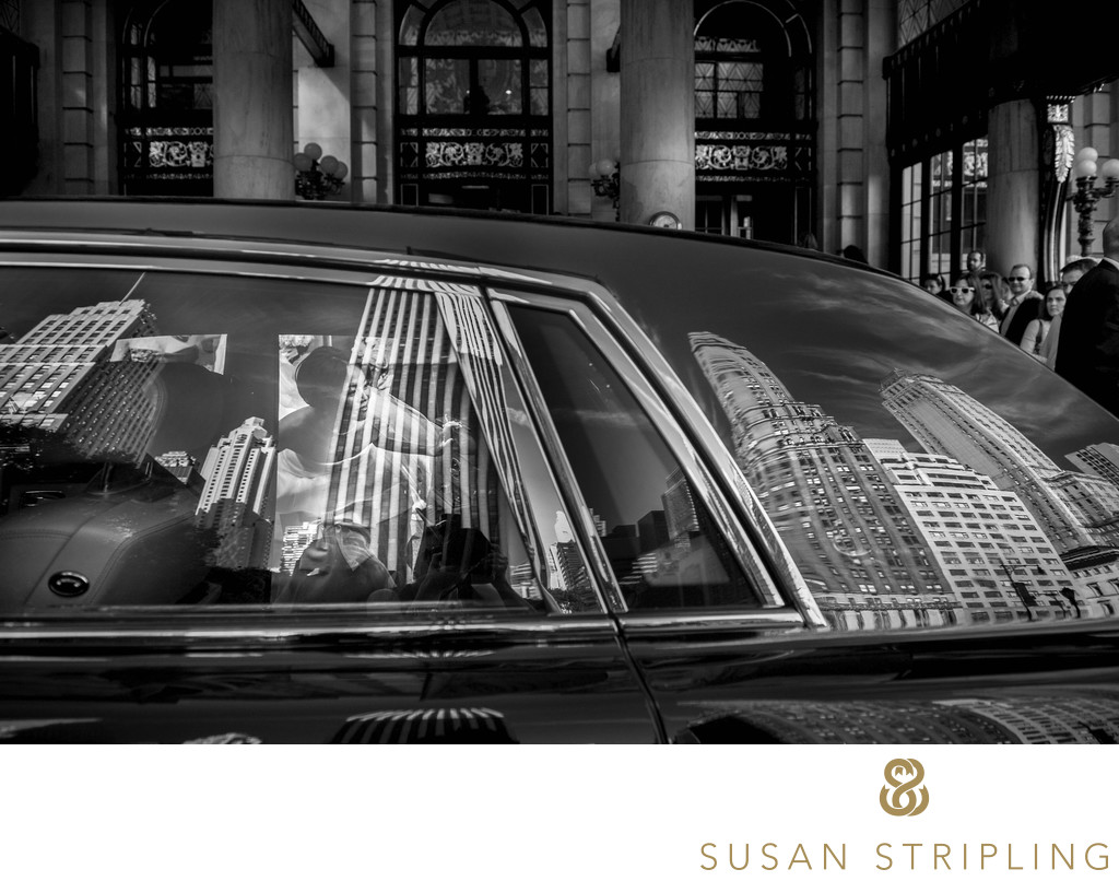 Plaza Hotel Wedding Photographer
