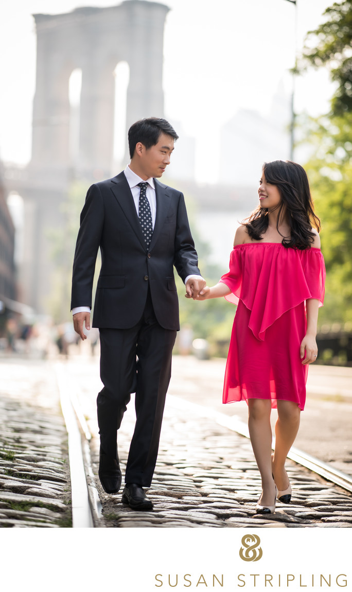 Asian Style Pre-Wedding Photography NYC