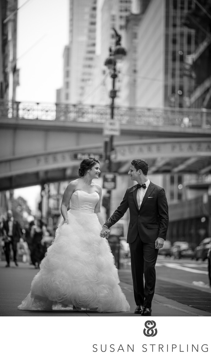 Cipriani Wedding Wall Street