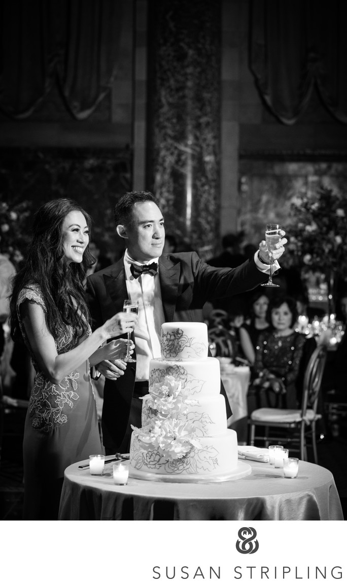 Cipriani 42nd Street Wedding Photographer