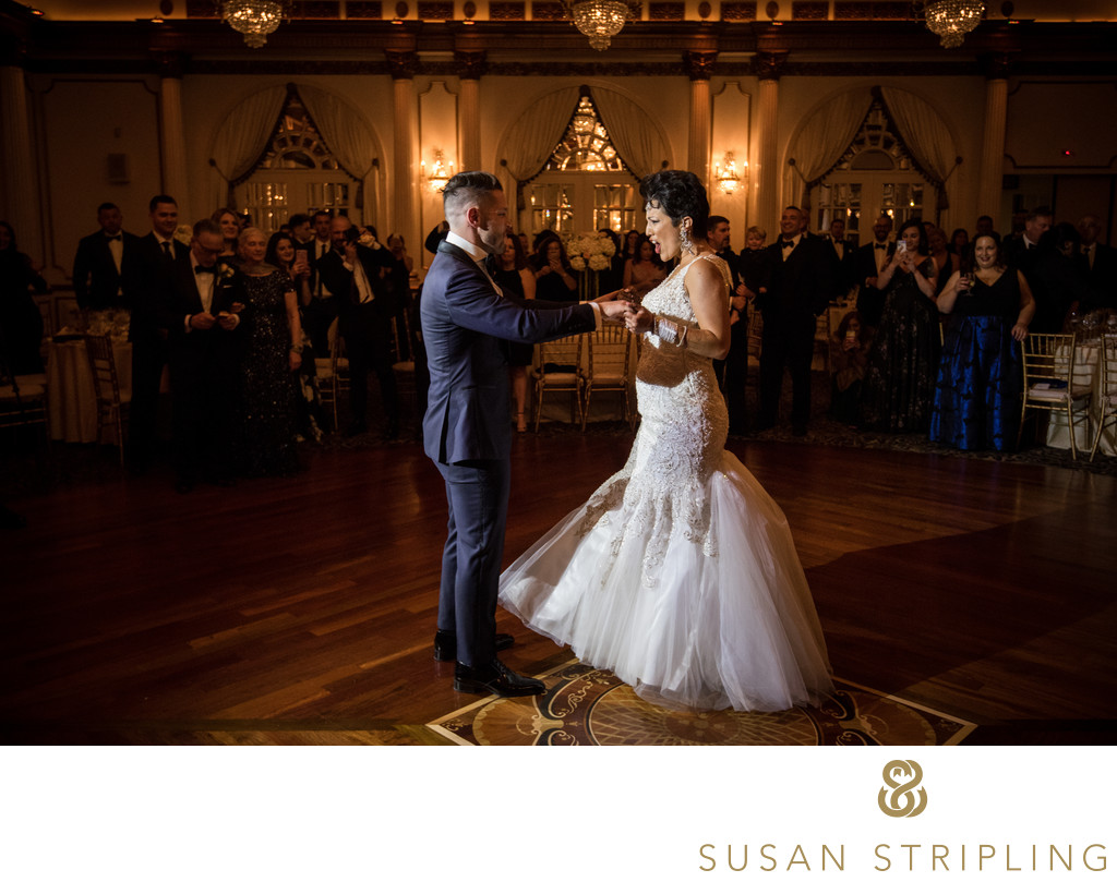 Wedding Photos Crystal Plaza NJ