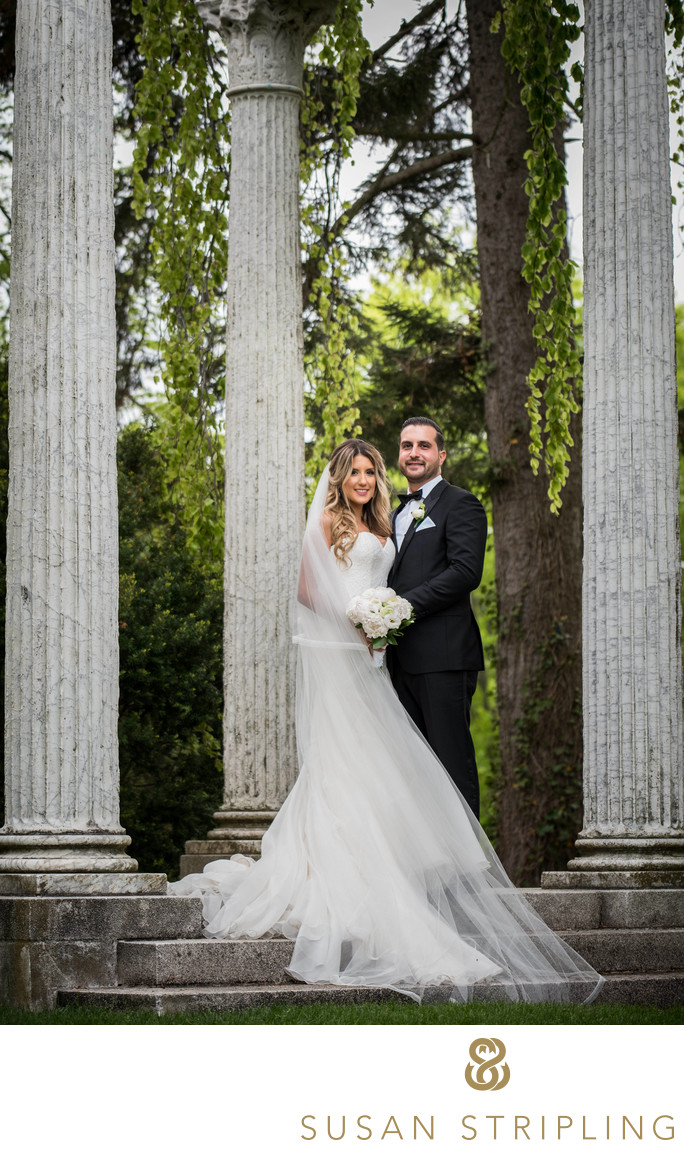 Old Westbury Gardens Wedding Photographer