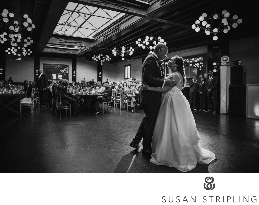 501 Union Spring Wedding