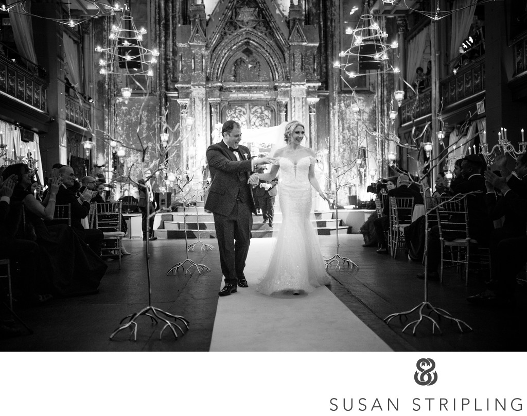 Wedding at Angel Orensanz