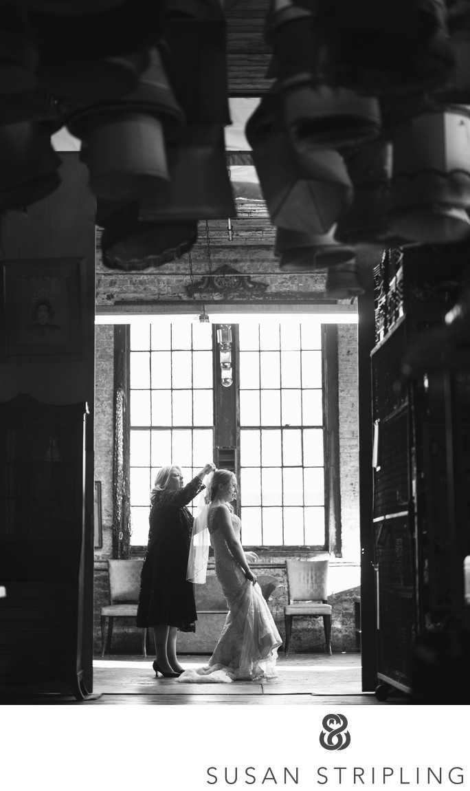 Metropolitan Building Long Island City Wedding