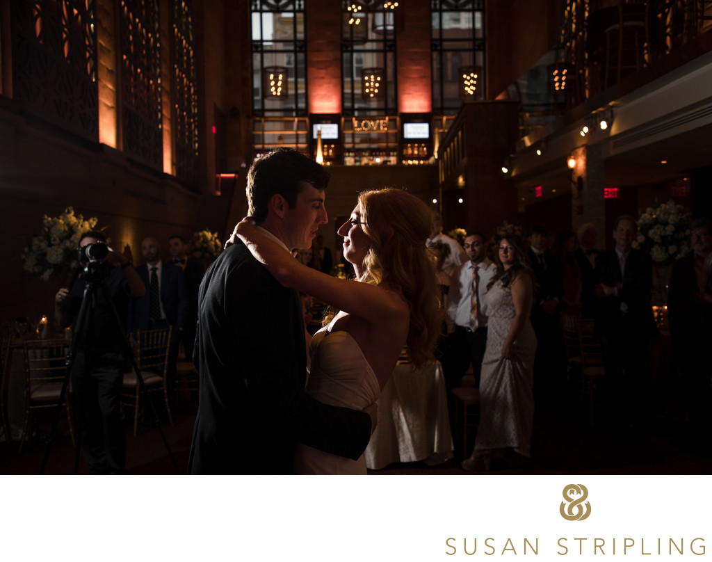Photos Union Trust Philadelphia Wedding