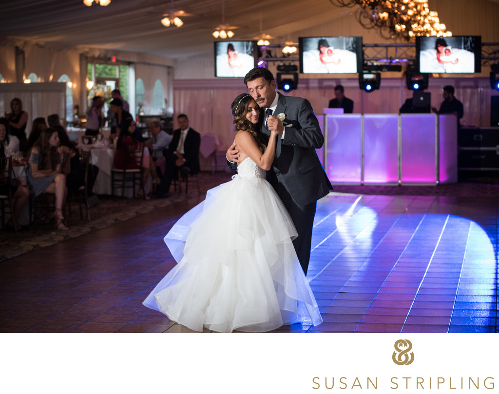 West Hills Country Club NY Wedding