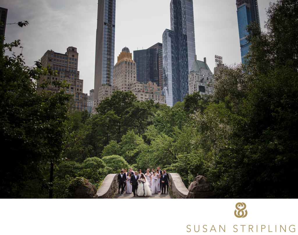 Price St. Regis NYC Wedding