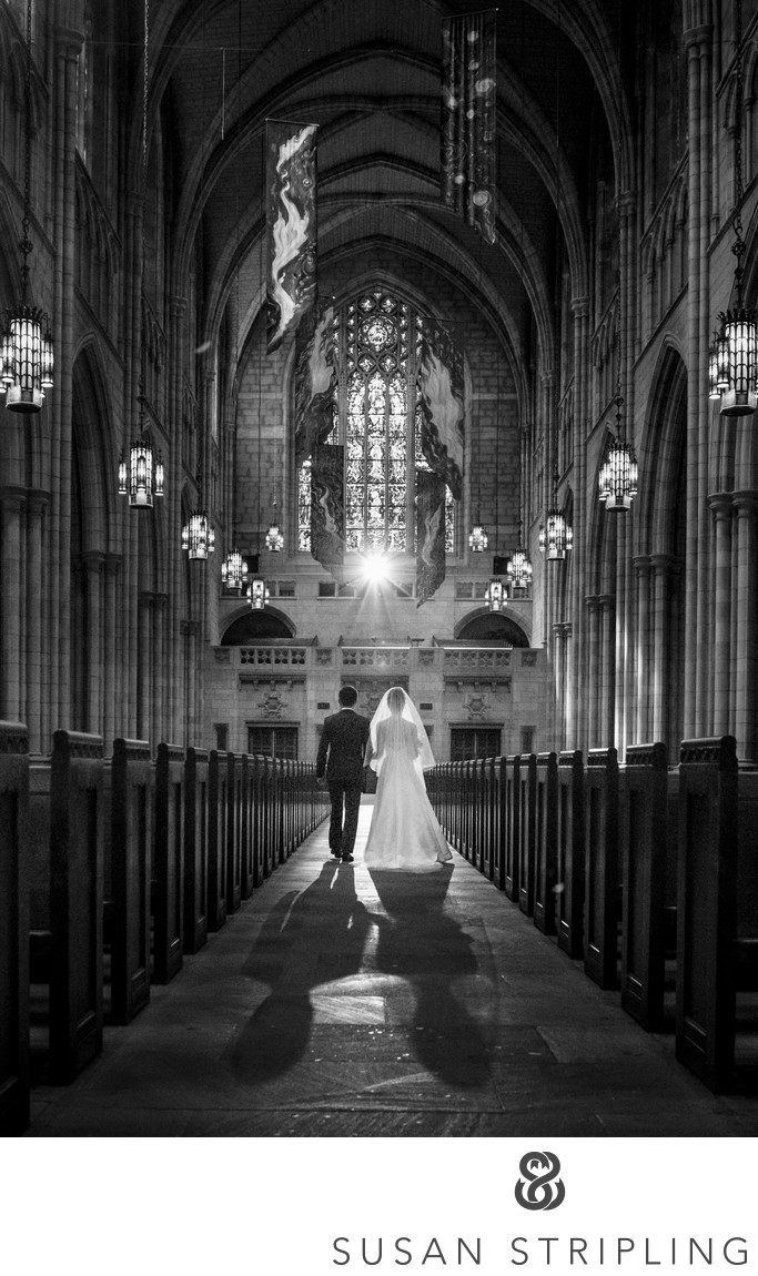 Princeton University Chapel Wedding Photos