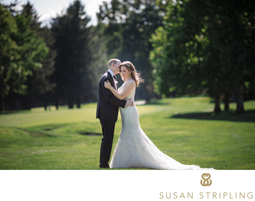 Pine Hollow Country Club Wedding Instagram