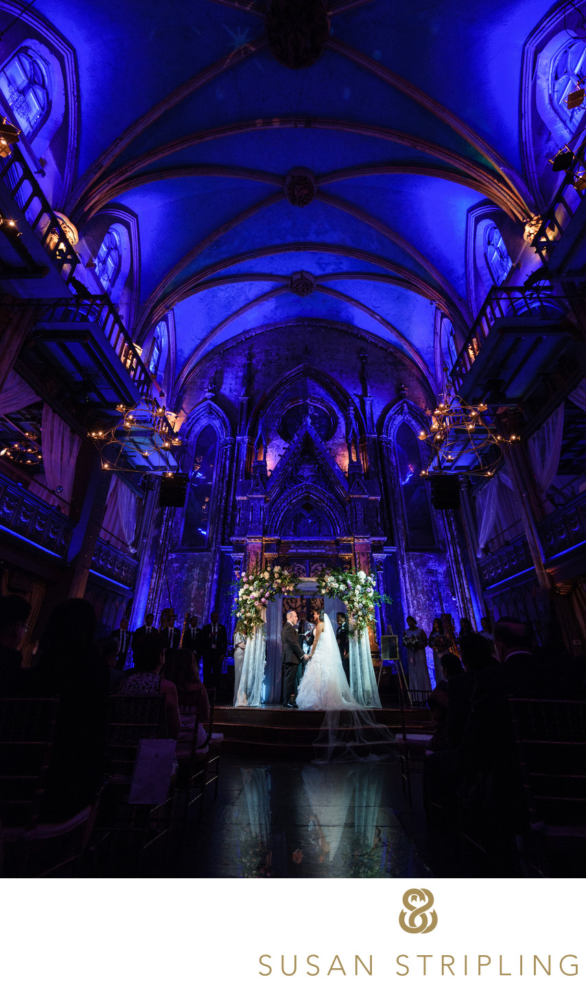 Angel Orensanz Wedding