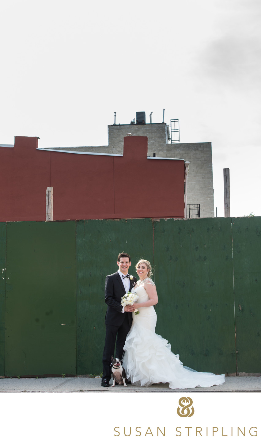 Gowanus Wedding Photo Locations 501 Union