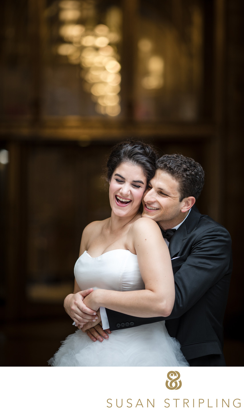 Cipriani NYC Wedding Photos