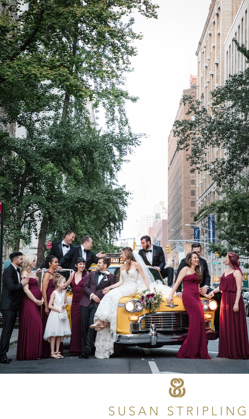 Photographer Gramercy Park Hotel Wedding