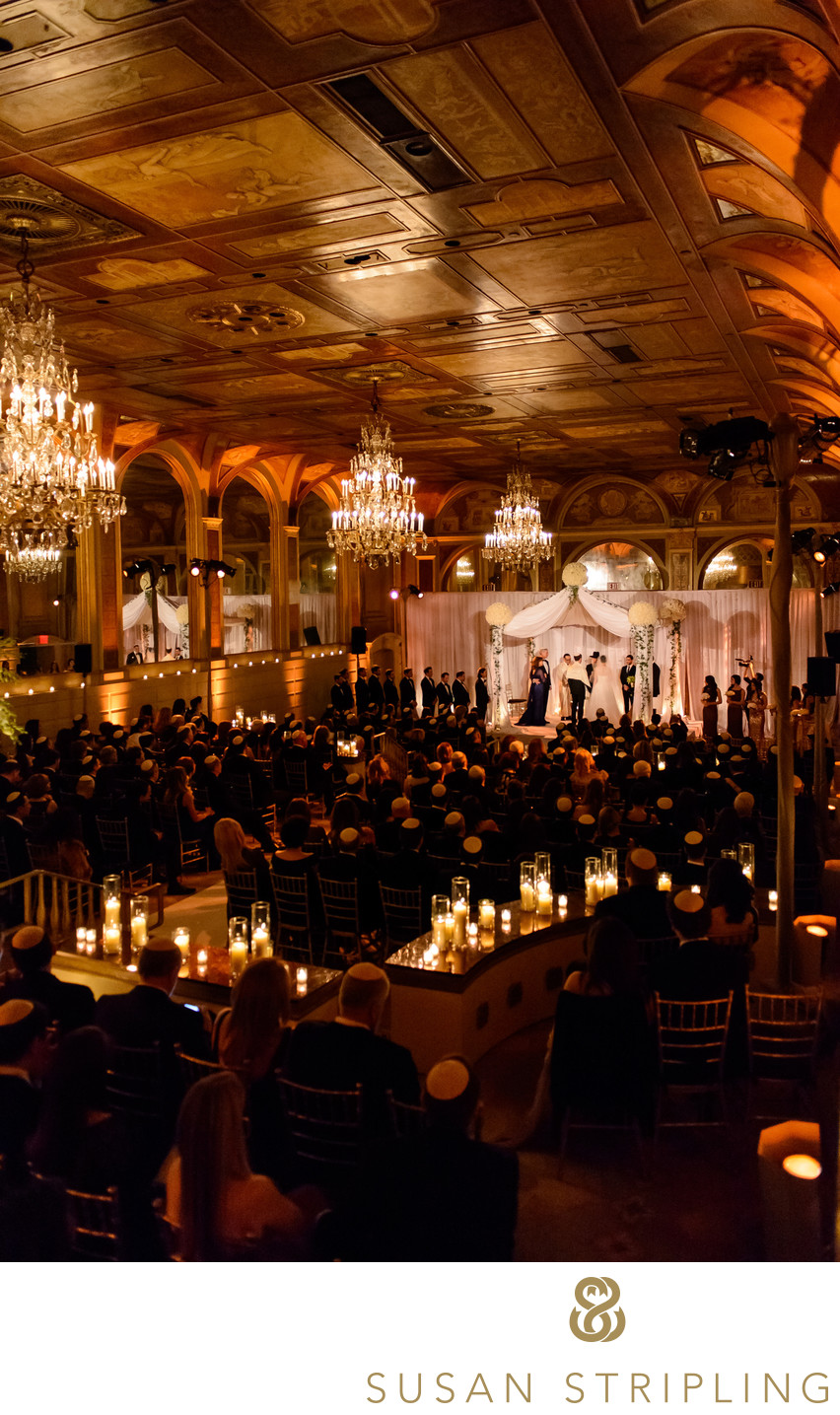Plaza Hotel New York Wedding Photography