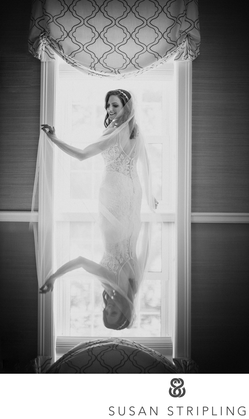 Pine Hollow Country Club Wedding Bridal Suite