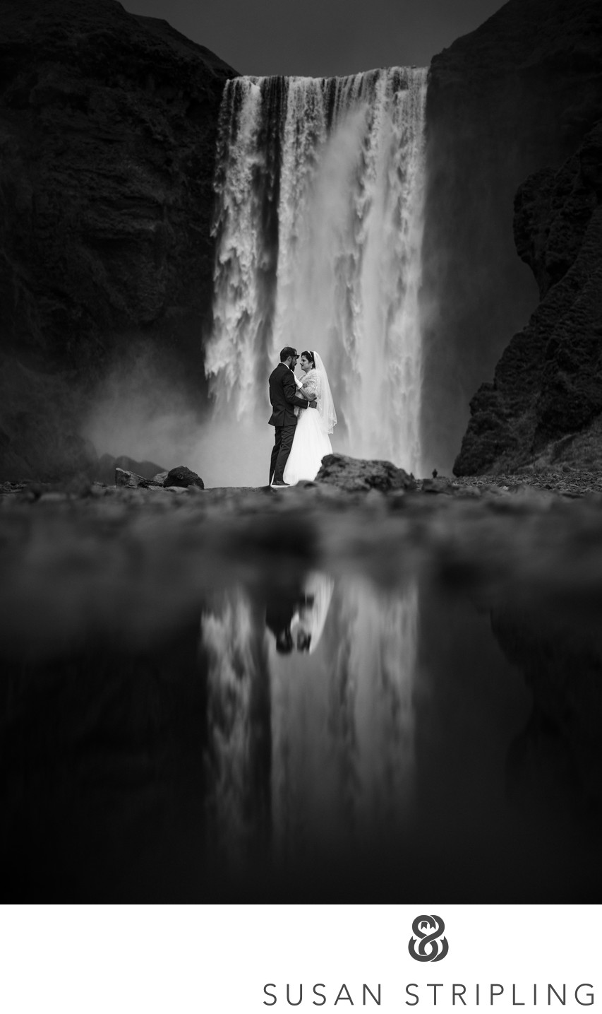 Skogafoss Wedding Photographer