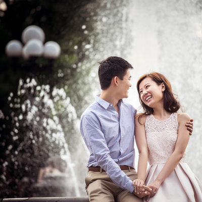 Engagement Pictures in Manhattan