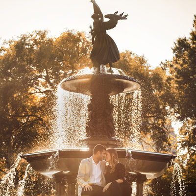 Engagement Photographer in New York