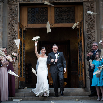 St Bartholomew NYC Wedding