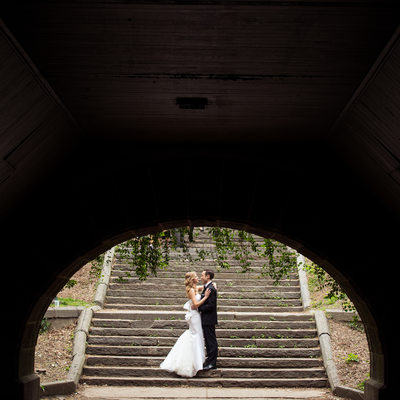 Loeb Boathouse Wedding