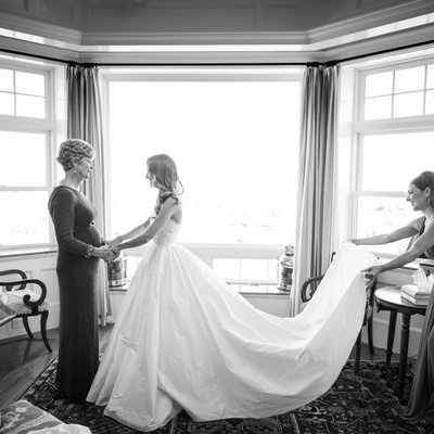 Ocean House Rhode Island Wedding
