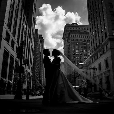 Westin Philadelphia Wedding Photographer