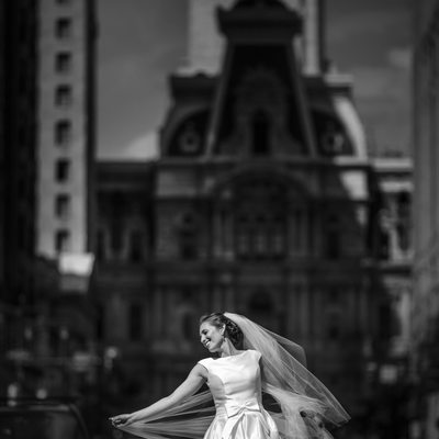 Westin Philadelphia Wedding Photographers