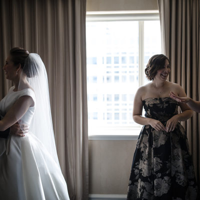 Westin Philadelphia Wedding Photos