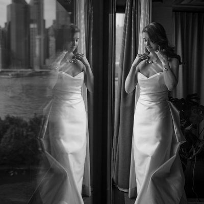 1 Hotel Brooklyn Bridge wedding suite