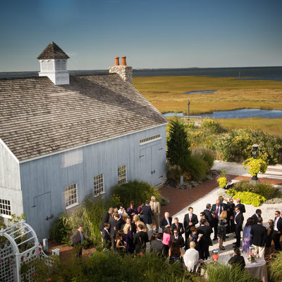 Bonnet Island Wedding