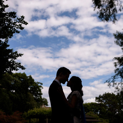 Brooklyn Botanic Gardens Wedding Pictures